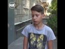 В Волгограде мальчик ищет лекарство для мамы с помощью рукописных объявлений