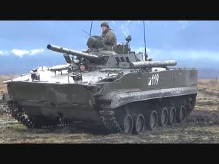 Мотострелковые подразделения ЮВО завершили боевые стрельбы на полигоне Тарское в Северной Осетии