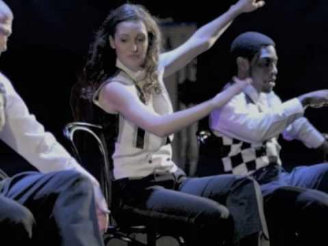 Tap Dancer Acia Gray