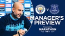 Pep Guardiola previews Man City v Everton | PRESS CONFERENCE