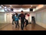 MIRRORED Tarzan - Wonder Boyz (원더보이즈) Dance Practice