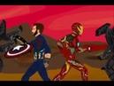 Мстители Битва на Титане 1