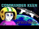 Commander Keen 2: The Earth Explodes [MS-DOS] (1990). Стрим 1