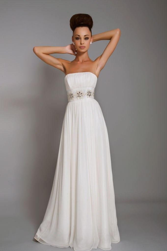 свадебные платья блондинкам