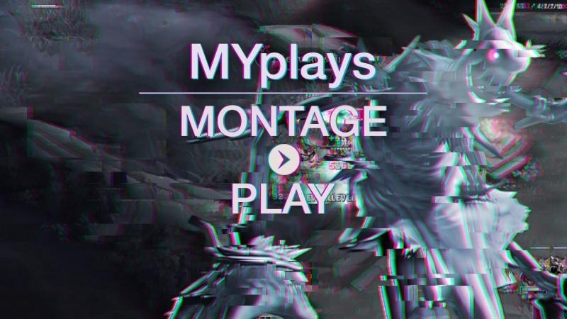 MYplays MONTAGE 1 l League of legends Hightlights l Fiddle