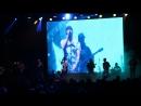 Фрагмент выступления кавер-группы Barney Barfly на Дне города 2018