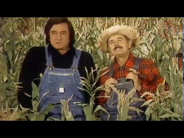 Hee-Haw Full Episode - Episode 124º(Johnny Cash, Jean Shepard, George Lindsey)Feb 16, 1974