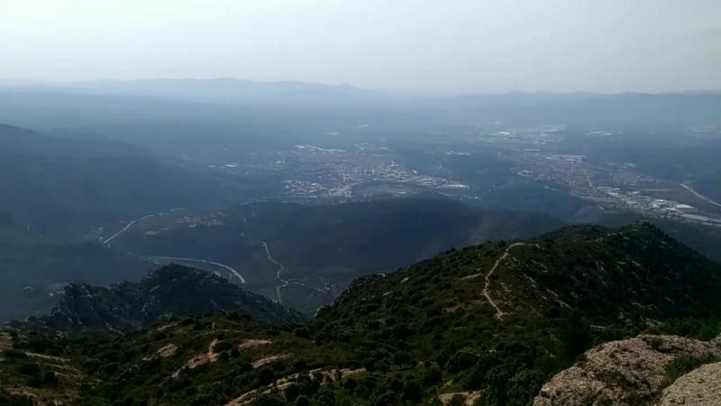 Барселона. Гора Монтсеррат 2
