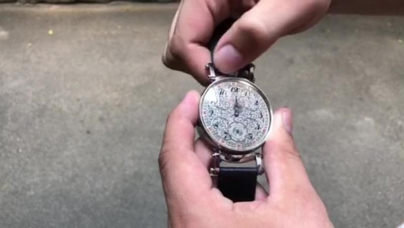 Видео Обзор часов от Patina Original Co
