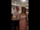 Видео отзыв Екатерины и Михаила. Ведущий Влад Новиков, Красногорск 22 сентября.