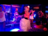 Krista Siegfrids - Like a Virgin / Marry Me (Live at the Eurovision Cruise 31.8.2013)