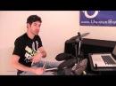 Alesis DM6 USB Express Kit Electronic Drumset Review | UniqueSquared