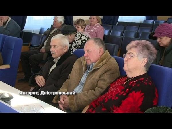 Ветерани про пенсії, транспорт та медецину