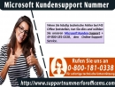 Wie hilft Microsoft Kundensupport 49-800-181-0338 bei der Behebung von Installationsproblemen?