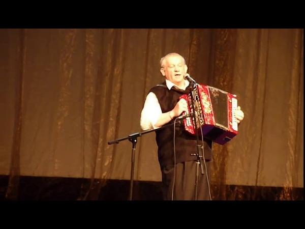 Юрий Сазанов. Казахские песни под гармонь.