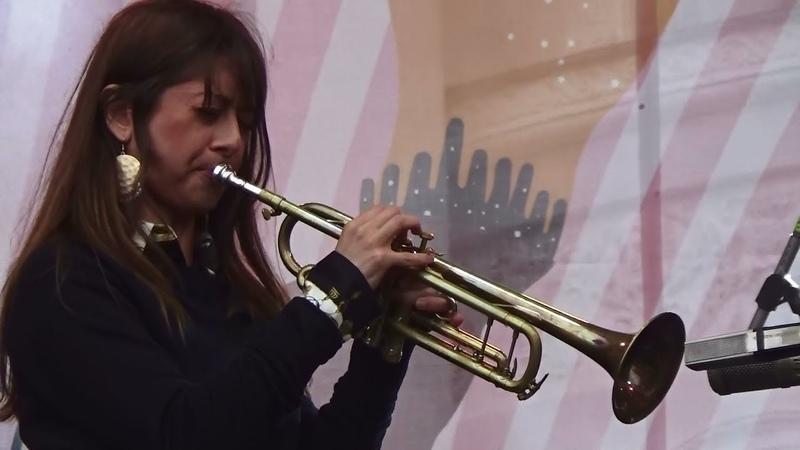 Yazz Ahmed на фестивале Усадьба Jazz 2019