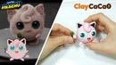Pokemon Jigglypuff Clay : Detective Pikachu (Warner Bros. Pictures) - Clay art No.0005