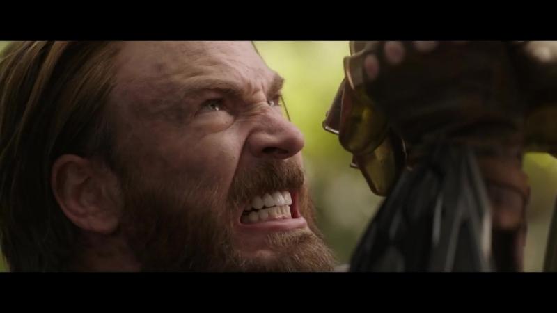 Мстители:Война бесконечности.Офицальный трейлер(HD)