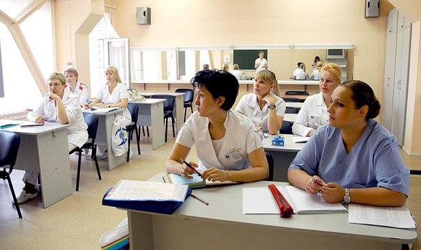 Группа заочного обучения на занятиях. 2013 год.