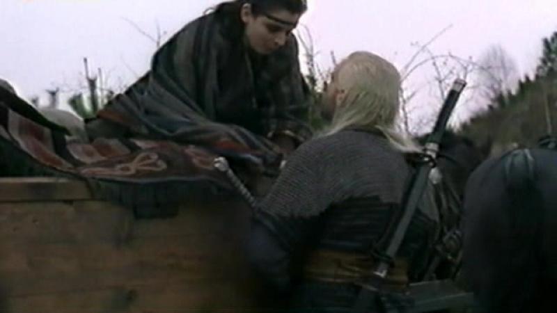 Ведьмак Серия 13 Цири