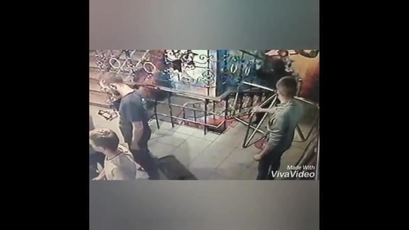 Взрыв в Сумах.В ночном клубе _Луна_