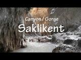 TURKEY Saklikent Canyon HD