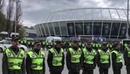 Вести К барьеру! До встречи Зеленского и Порошенко на стадионе остаются считаные часы