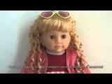 Интерактивная кукла Наташа от MЭТР-ПЛЮС
