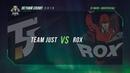 TJ vs ROX — Неделя 1 День 2