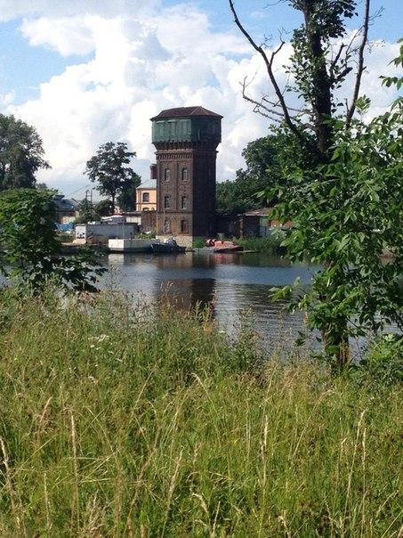 Антонина Левыкина: Башня водонапорная