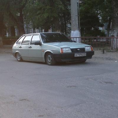 Денис Комочков, 27 августа 1999, Волгоград, id156405790