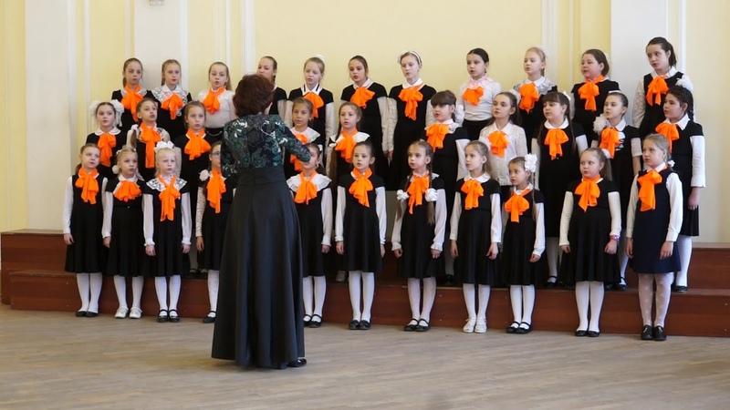 Младший хор Мелодия лицея 180 (Ленинский р-он)