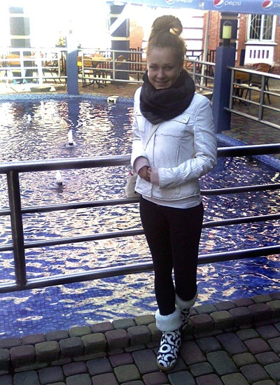 Маріанна Хомська, 16 января , Москва, id46198940