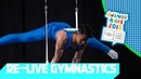 RE LIVE Day 08 Artistic Gymnastics Youth Olympic Games 2018  Buenos Aires