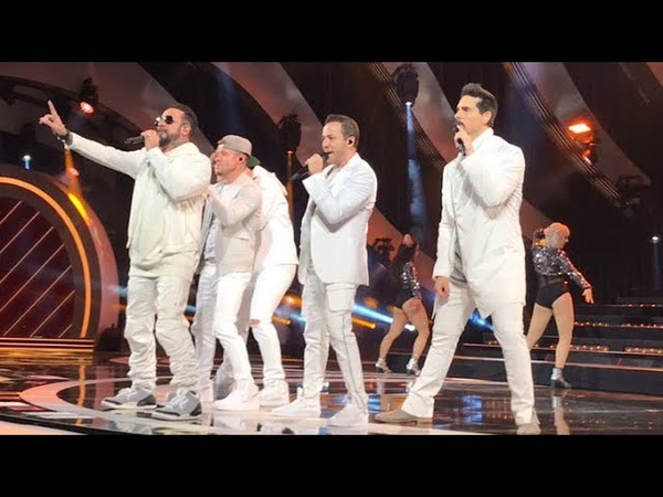 ¡EXCLUSIVO HD ! BACKSTREET BOYS - Festival de Viña del Mar 2019