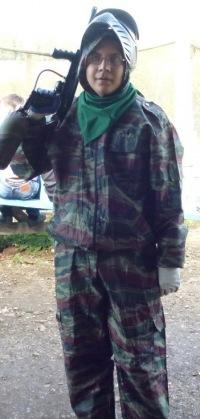Сергей Пачин, 10 сентября 1996, Кунгур, id151393360