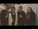 Akira Yamaoka introducing Yanki band at WG fest 2017