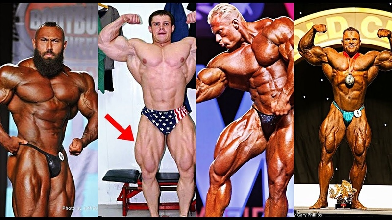 TOP 6 Bodybuilders Who Wanted Be Mr Olympia But Failed