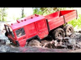 RC Truck 6x6 MAN KAT1 OFF Road | Extreme Mud, Sand and Deep Forest and — RC Extreme Pictures