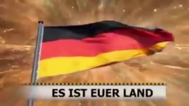 Hebt euer Haupt und seid stolz auf Deutschland