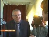 Жириновский прошёл тест на ДНК — специально для «Недели» с М