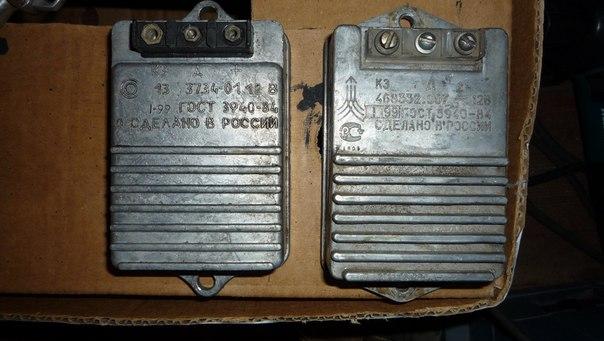 Зажигание ГАЗ 3307 - замена