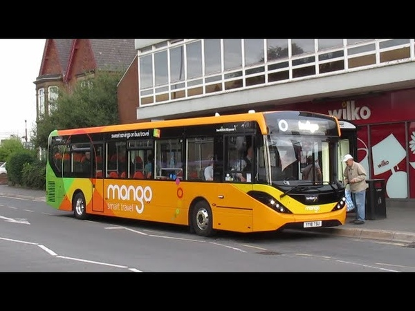 Buses Trains around The East Midlands August 2018