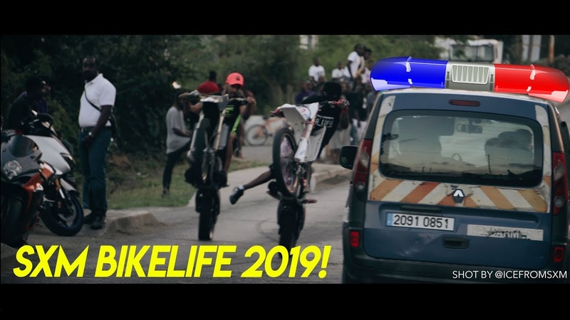 2019 SXM BikeLife IMMG starring L'Acrobate   Shot by @icefromsxm