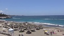 Playa El Duque - Costa Adejé - Tenerife (4K)