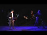 Мария и Карлос Риварола 2016 Танго белых ночей