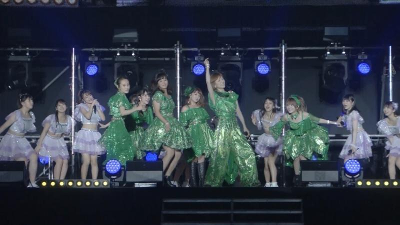 Mr.Moonlight ~Ai no Big Band~ - Yaguchi Mari, Yoshizawa Hitomi, Takahashi Ai, Fujimoto Miki, Michishige Sayumi, Tanaka Reina