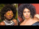 Top 10 Hairstyle For Short Natural Curly Hair Tutorials Compilations Short Curly Hair Don't Care