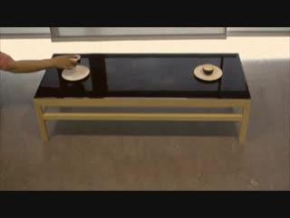 Ripple effect tea table -евроремонт