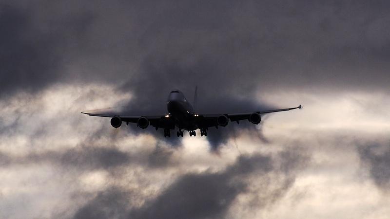 超絶!! すごい旅客機の着陸動画 NCA B747-8F@成田空港RWY34L